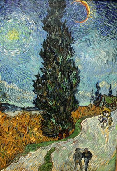 Van Gogh at Kroller Muller 3