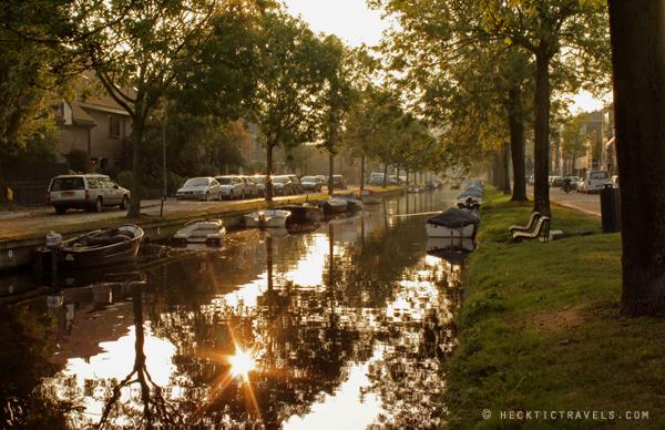 Haarlem in Netherlands