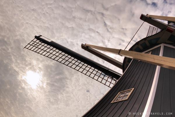 Haarlem De Adriaan windmill
