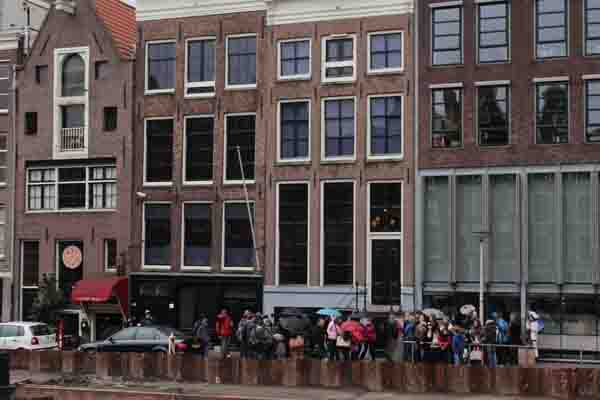[The Anne Frank House]