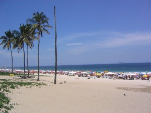 Ipanema Beach   Photo by: Flickr User Phille Casablanca
