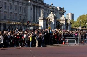 Too many tourists