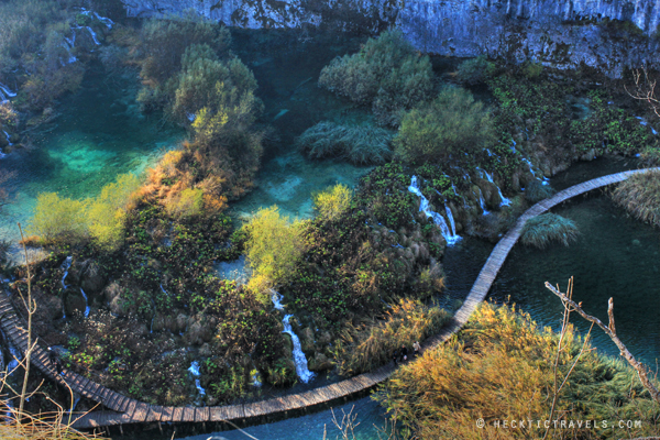 Plitvice Park Above