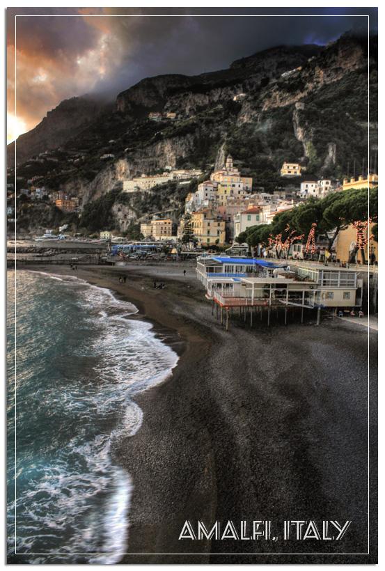 Amalfi dark
