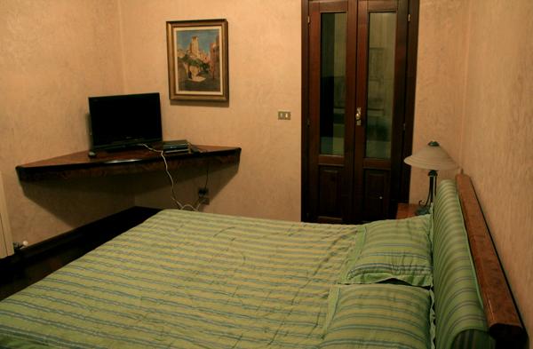 Casa Dei Pittori - Master Bedroom