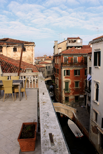 Casa Dei Pittori - View from the Terrace