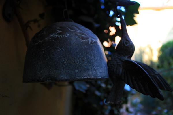 Hotel Porta San Mamolo - the courtyard