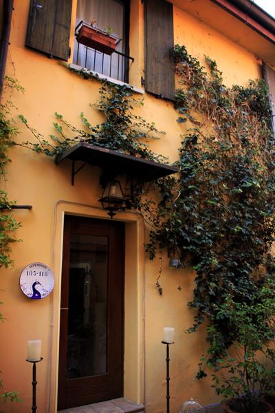 Hotel Porta San Mamolo - entrance
