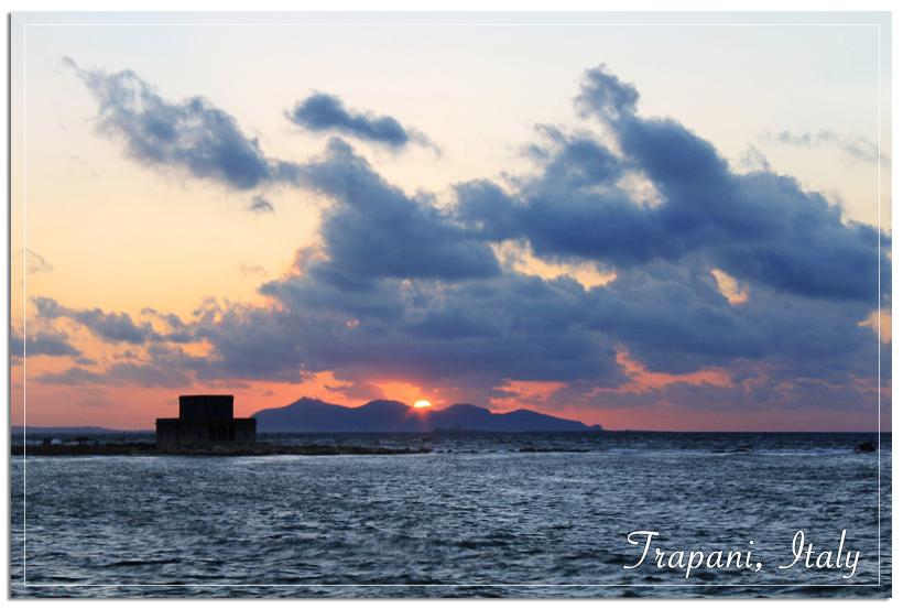 Trapani coast