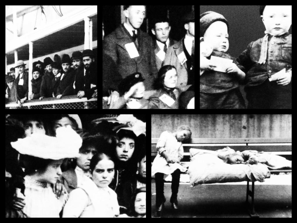 The many faces of Ellis Island