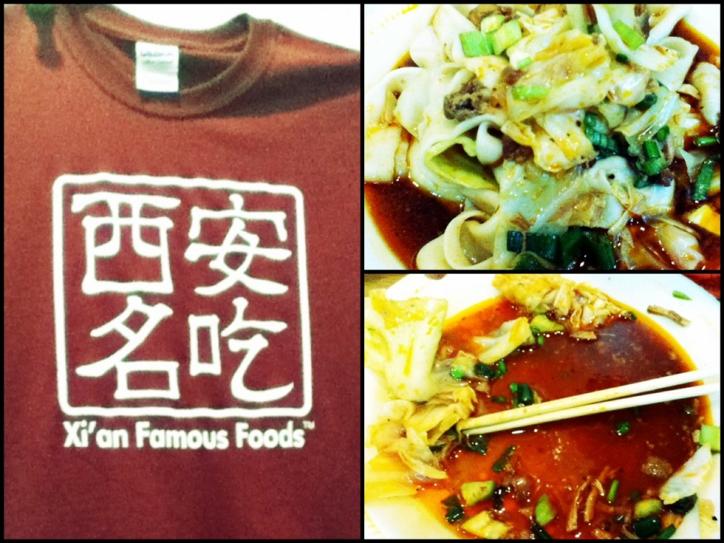 Xi'an's Famous Foods