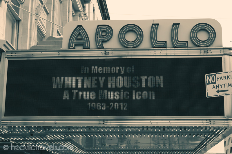 The Apollo Remembers Whitney