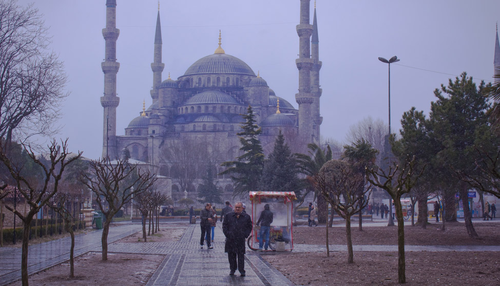 A Blustery Day in Istanbul thumbnail