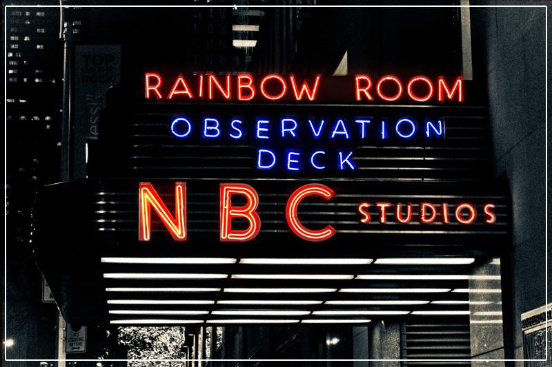 NBC Rainbow Room