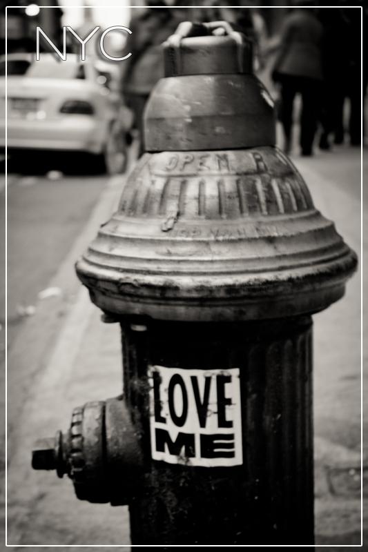 Love Me, New York