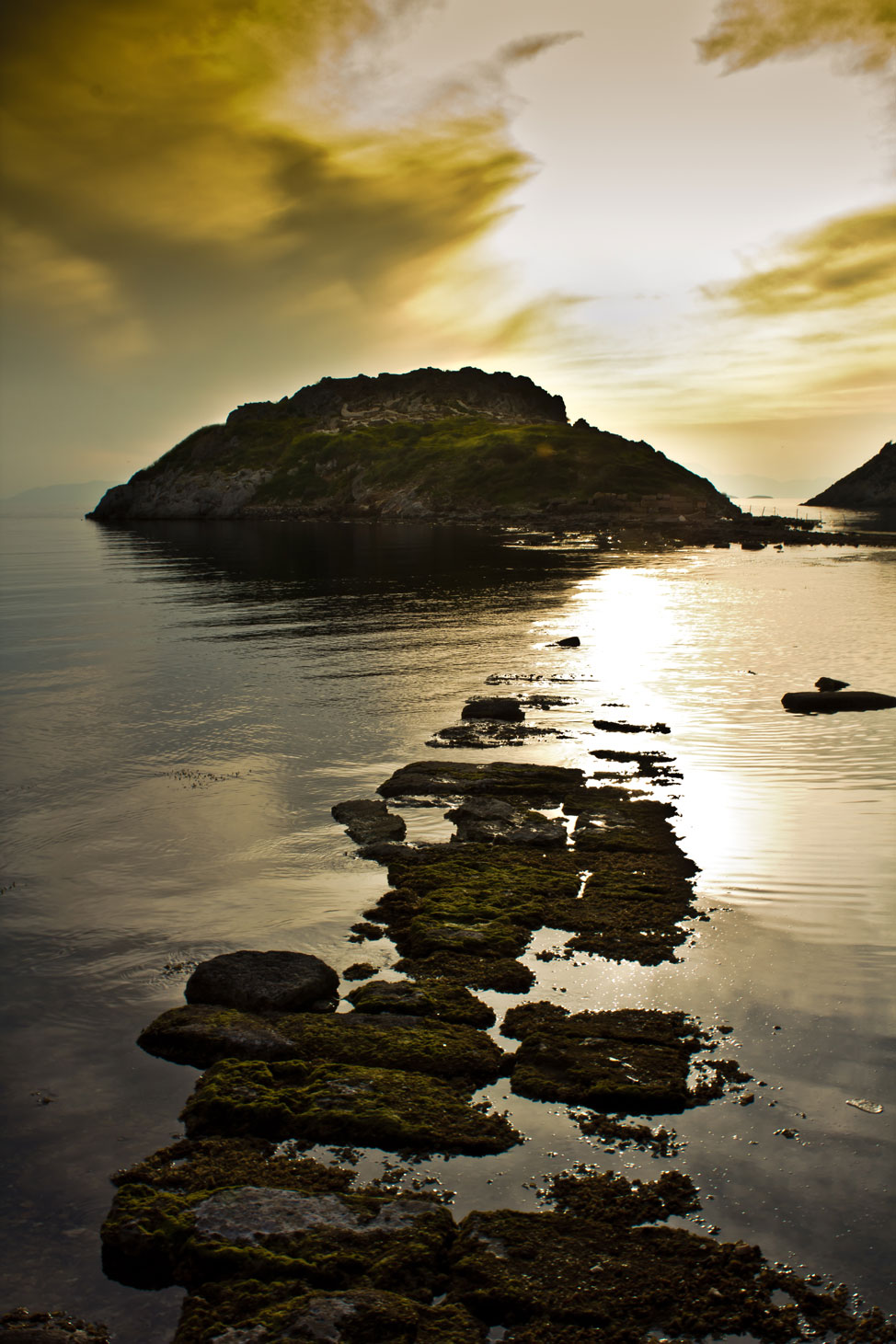 Stepping Stones - Bodrum Peninsula, Turkey