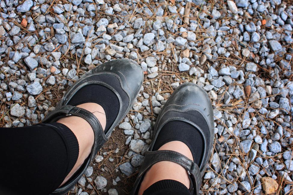 Ephesus-Feet