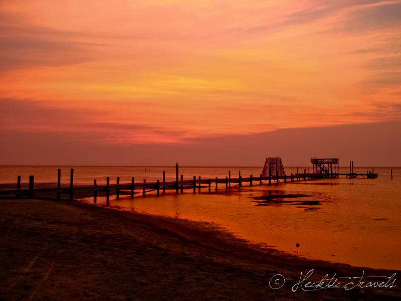 Roatan-Sunset