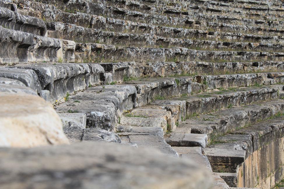 Theatre Hierapolis Turkey