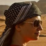 Dalene in desert