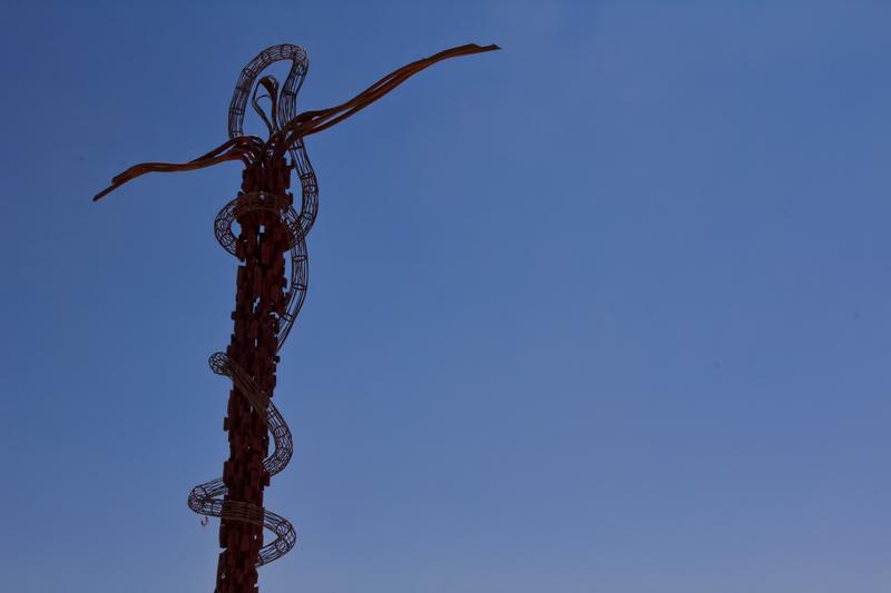 Cross Mount Nebo