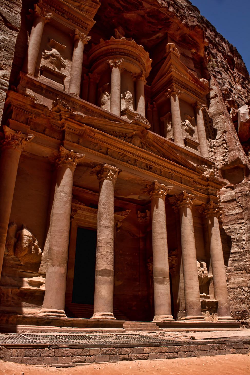 Jordan-Petra-Treasury