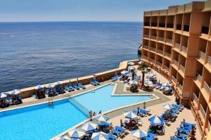 Paradise Bay Malta - View from Balcony