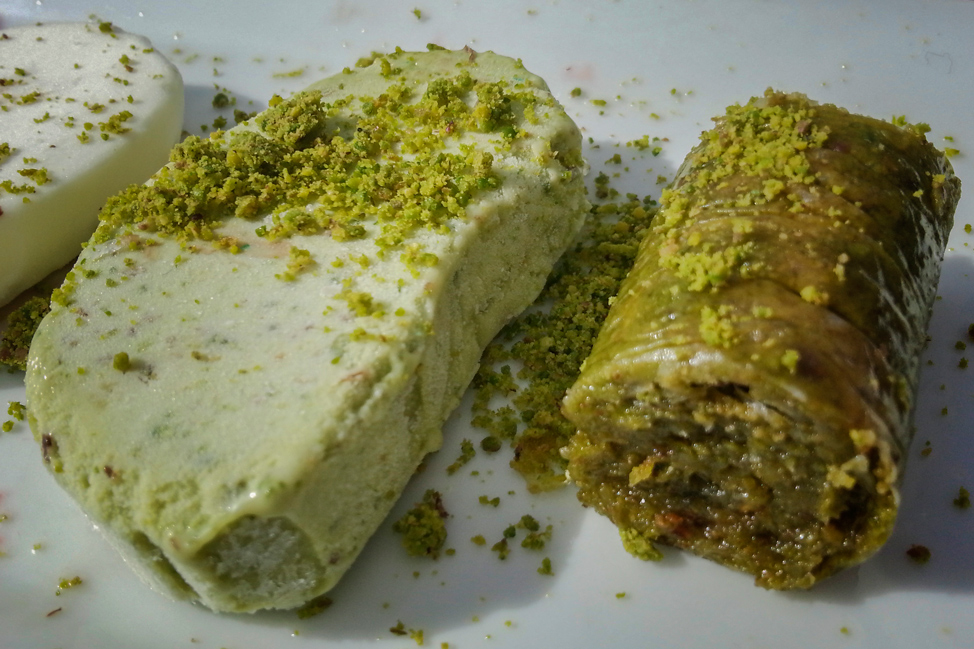 Dondurma Turkish Ice Cream