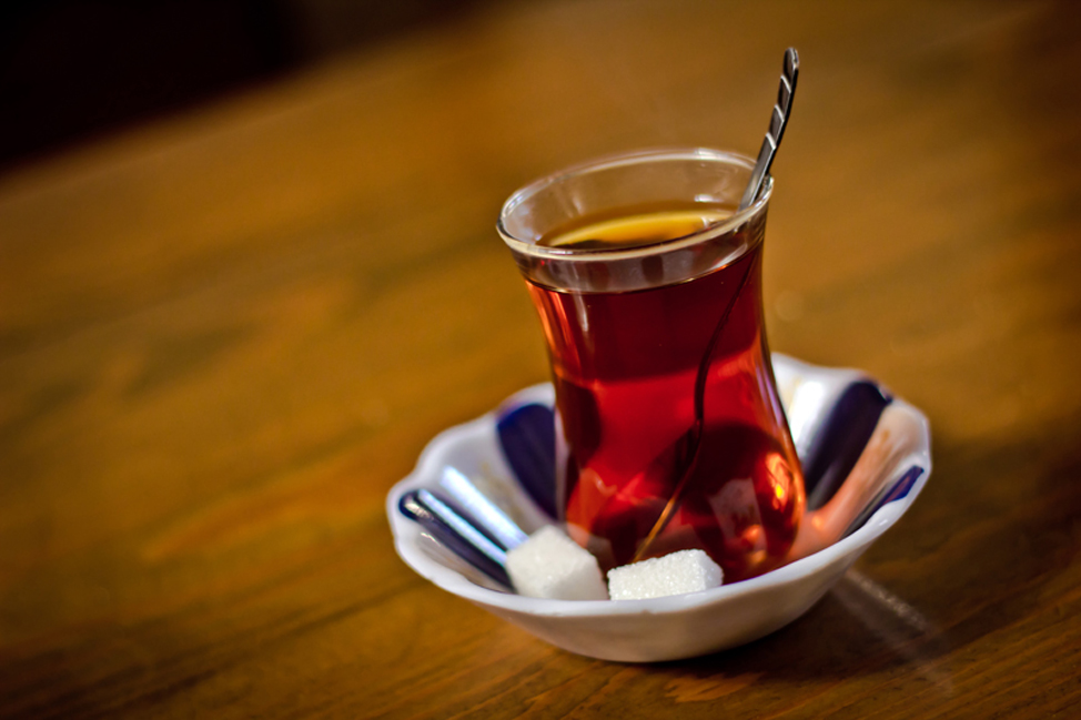 Turkish Food - Tea