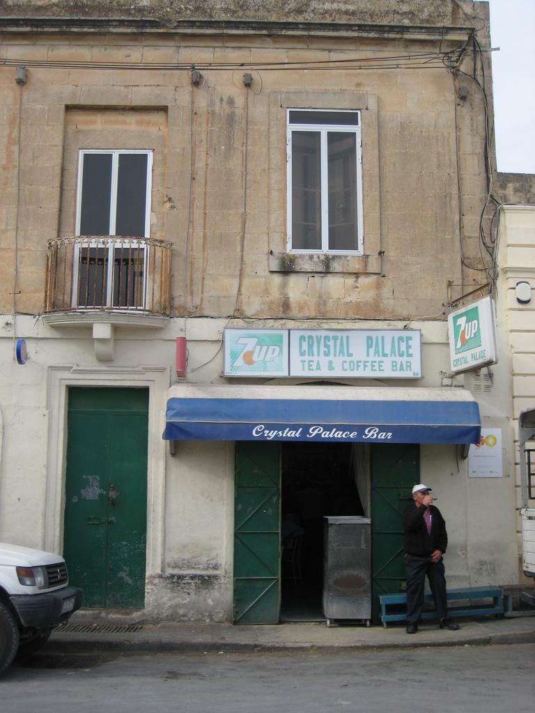 Crystal Palace Malta