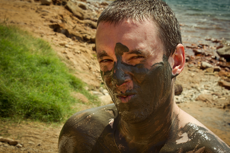 Dead Sea mud - Pete