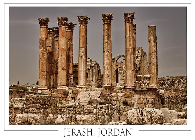Jerash ruins, Jordan