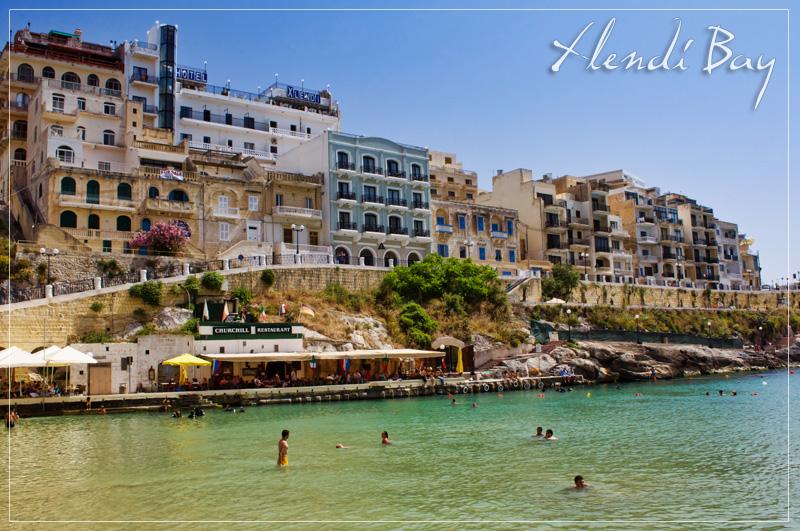 Xlendi Bay, Malta