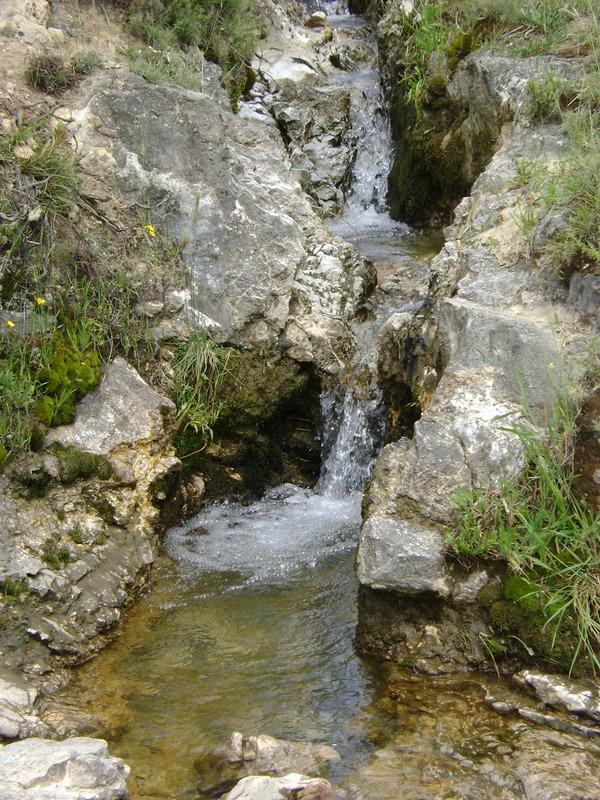 The Waters of Lanjaron