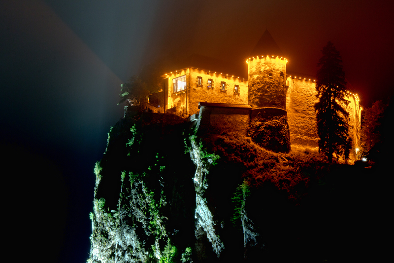 Castle Lake Bled