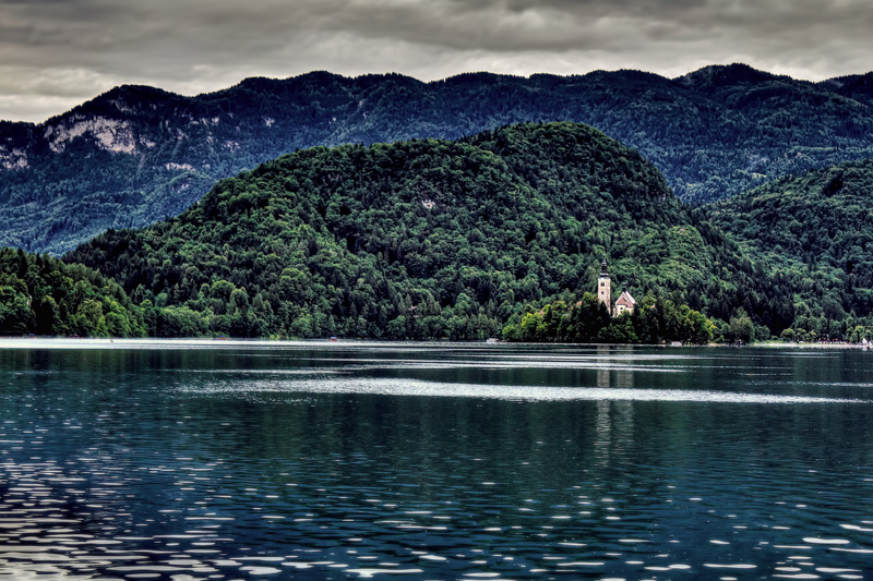 Lake Bled Cathedral