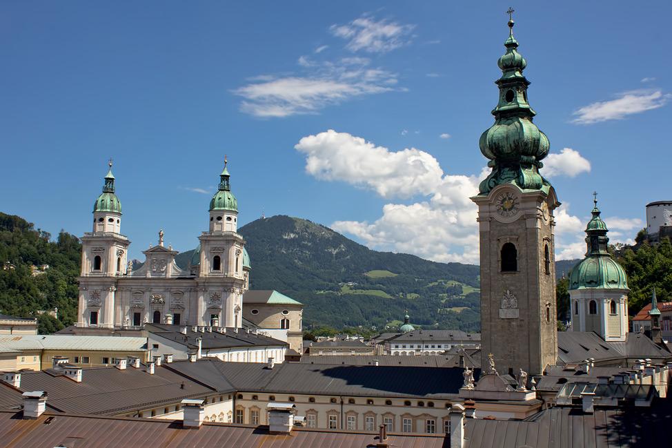 Salzburg Cathedrals