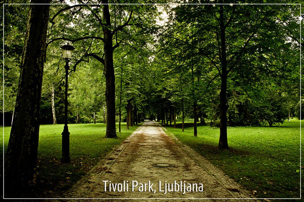 Tivoli-Park-Ljubljana