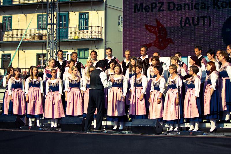 Slovenian act from Austria