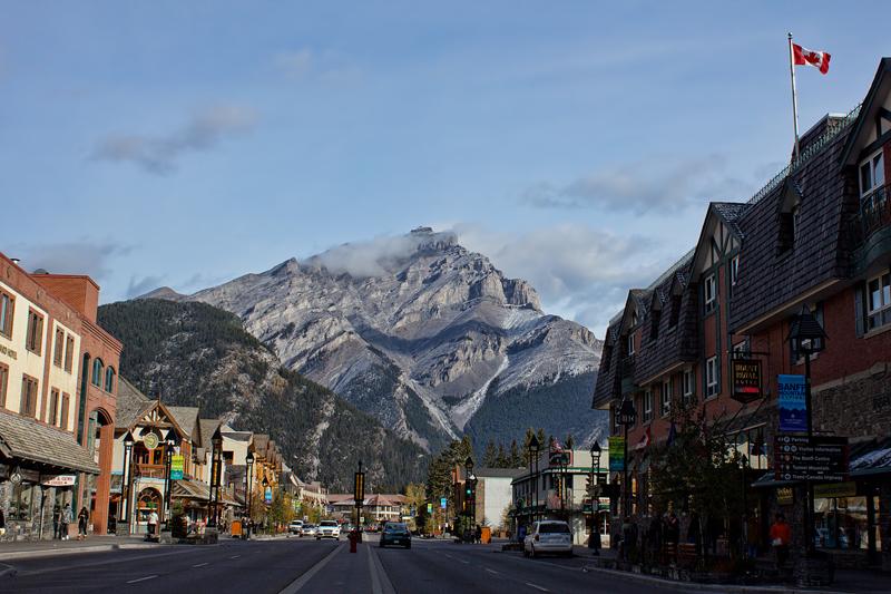 Main Street Banff