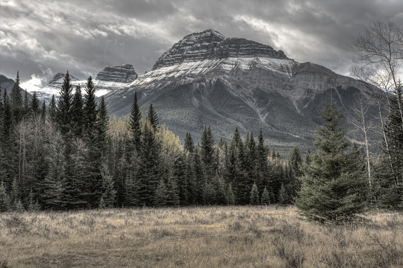 Mountains of Banff National Park