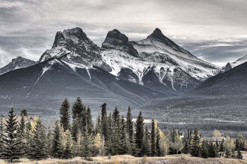 Image result for three sisters mountains
