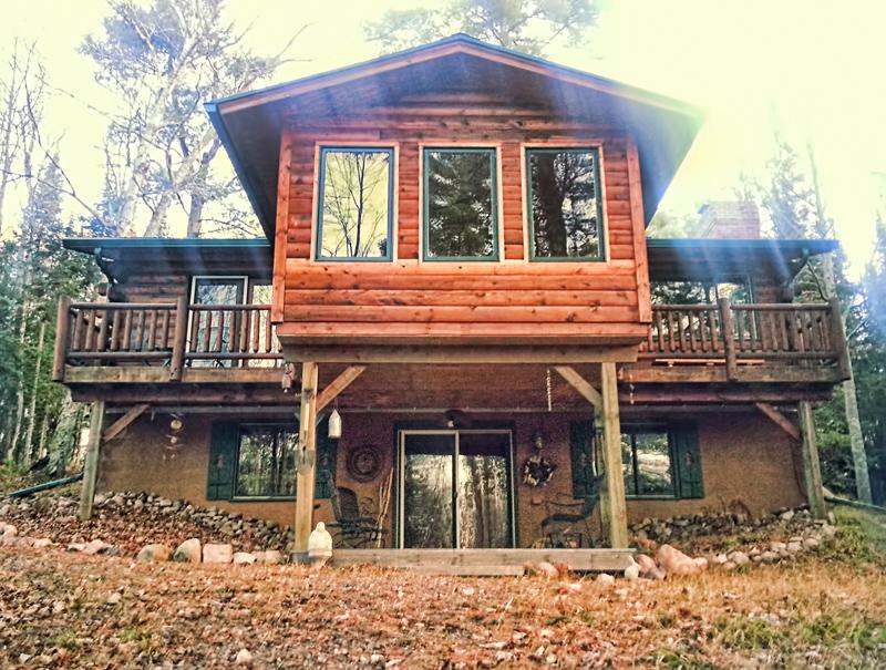 Wisconsin Cabin in the Woods