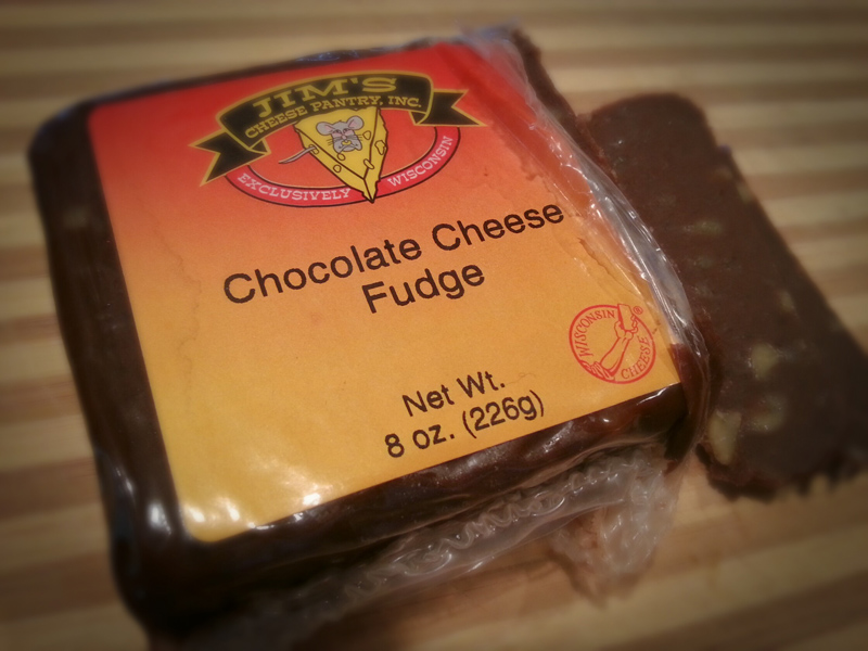 Chocoalte Cheese Fudge