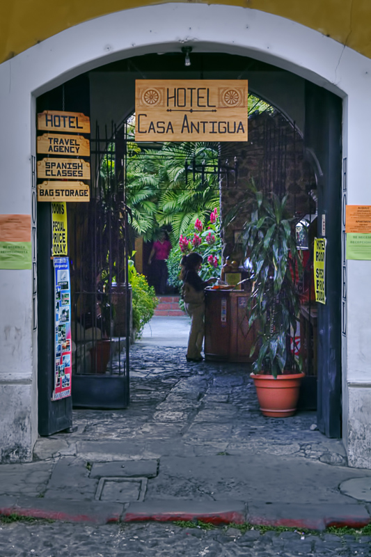 Review Hotel Casa Antigua Guatemala Hecktic Travels