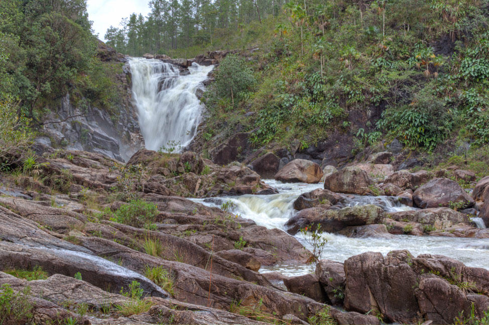 Ka'ana Belize Waterfall Picnic
