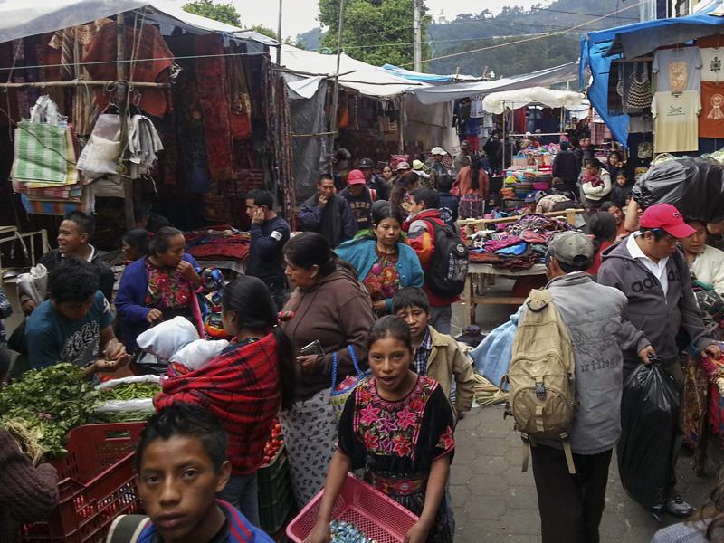 Chichicastanenga Market-001