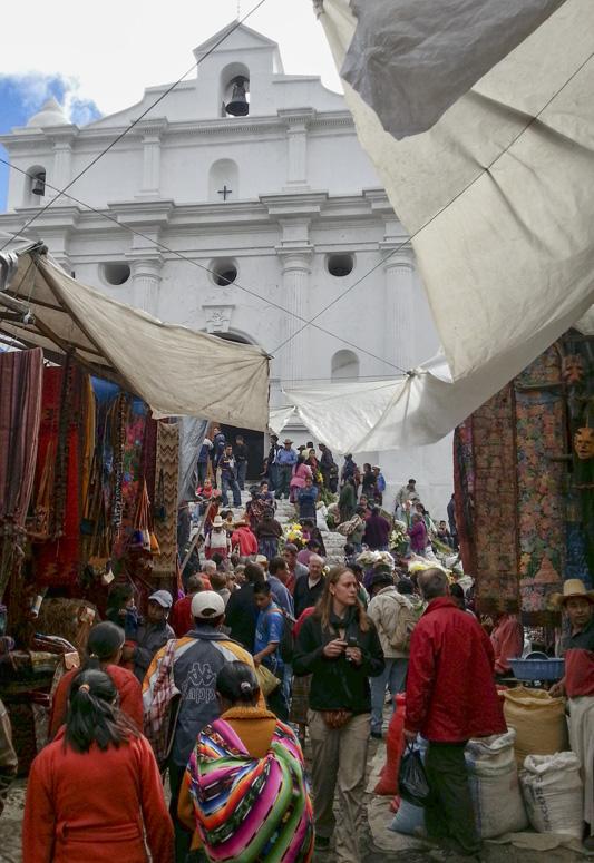 Chichicastanenga Market-003