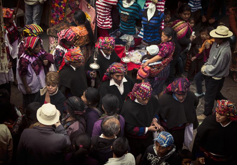 Chichicastanenga Market-008