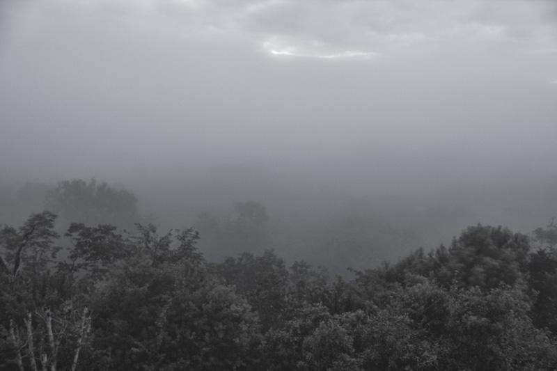 A Small Break in the Clouds